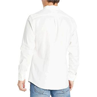 """Goodthreads Men's """"The Perfect Oxford Shirt""""Standard-Fit Long-Sleeve Solid ..."""