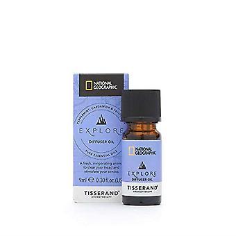Tisserand Aromatherapy National Geographic Explore Diffuser Oil 9ml