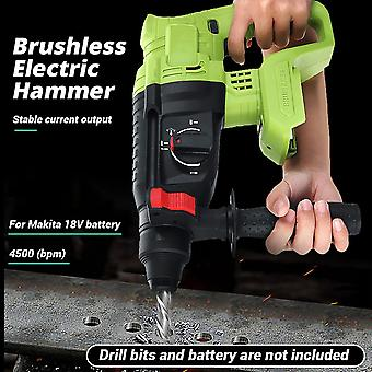 Cordless Drill Concrete  Electric Hammer Brushless