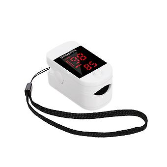 Digital Fingertip Pulse Oximeter Display Blood Oxygen Sensor Saturation