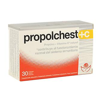 Propolchest 30 capsules (400mg)