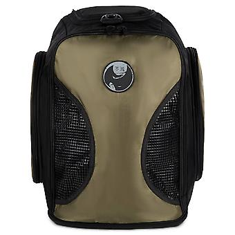 Fumetsu Evolve Convertible Backpack Khaki/Black