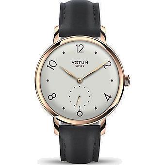 Votum - Reloj de pulsera - Hombres - Vintage pequeño V11.20.11.03