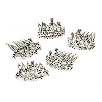Tiara Princess Silver 6 Pieces