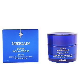 Guerlain Super Aqua Crème Jour Gel 50 Ml per le donne