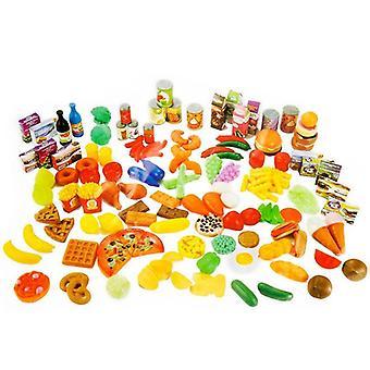 قطع الفواكه، الخضروات المطبخ مجموعات الغذاء