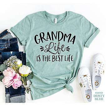 Grandma Life T-shirt