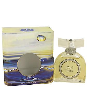 Steel Water Eau De Parfum Spray By M. Micallef 2.53 oz Eau De Parfum Spray