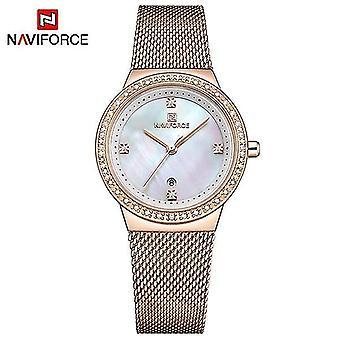 Women Watch, Business Quartz, Ladies Luxury Female Wrist Clock
