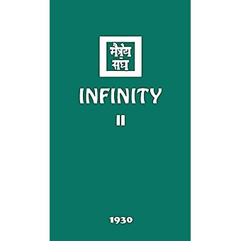 Infinity II by Agni Yoga Society - 9781946742490 Book