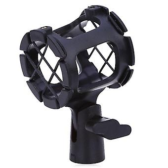 Studio Microphone Shock Mount Holder Wireless Universal Pencil Clamp Clip