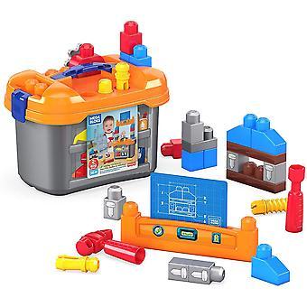 Mega Bloks Construction Kit LIL' Building Workbench