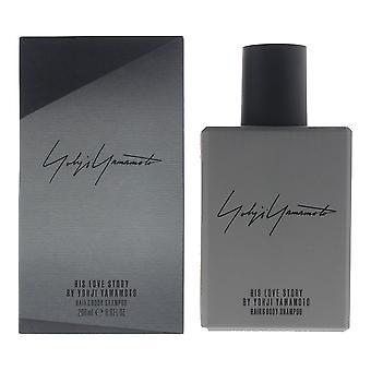 Yohji Yamamoto His Love Story Hair & Body Shampoo 200ml