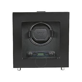 Wolf Savoy Collection Black Single Watch Winder 454470