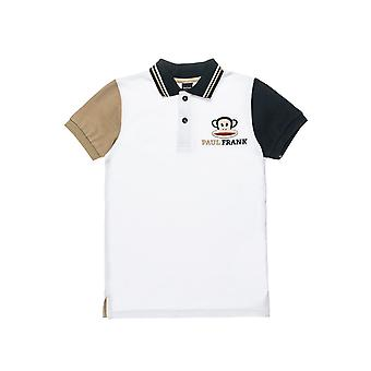 Alouette Boys' Polo Blouse With Embroidery
