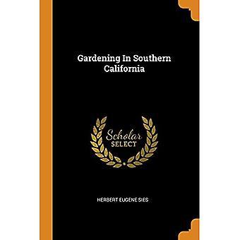 Jardinagem no sul da Califórnia