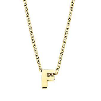 Amor - Halskette mit Unisex-Anhänger, Edelstahl, F