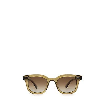 Chimi 02 green unisex sunglasses