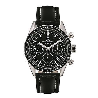 Revue Thommen - Wristwatch - Men - Automatic - Aviator - 17000.6537