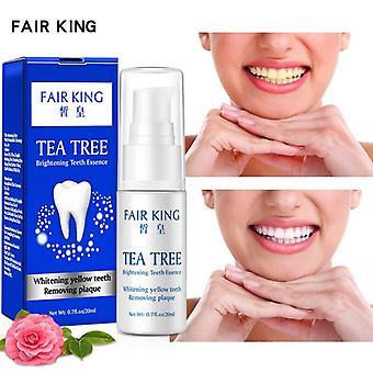 Tea Tree Tanden Whitening Essence Powder Tooth Bleaching Dental Tool Tandpasta| Tanden bleken