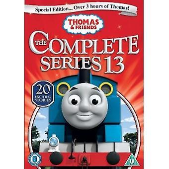 Thomas & Friends De Complete Serie 13 DVD