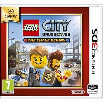 Lego City Undercover The Chase Commence le jeu 3DS (Sélectionne)
