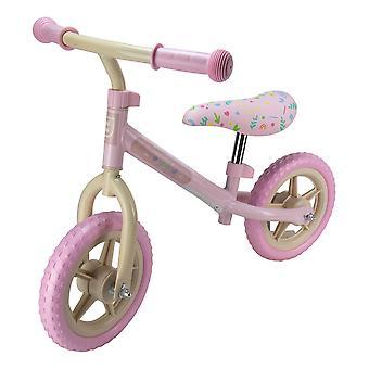 Funbee - Mädchen Metal Balance Bike (Pink)