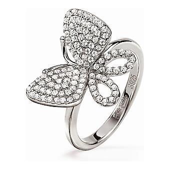 Ladies' Ring Folli Follie 3R17S062C