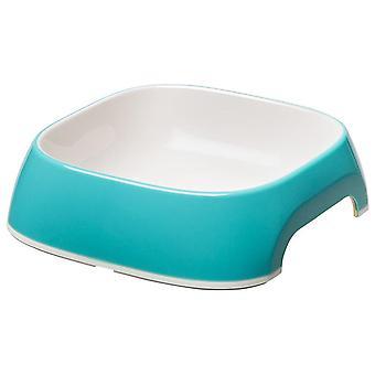 Ferplast Comedero Glam Azul Claro (Dogs , Bowls, Feeders & Water Dispensers)