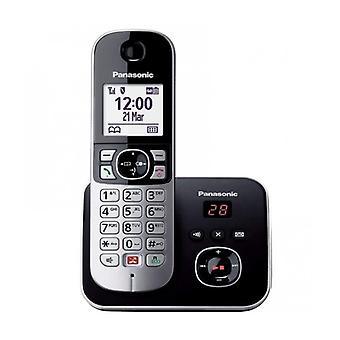 Vezeték nélküli telefon Panasonic Corp. Silver automata aswering gép