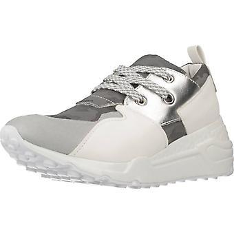 Steve Madden Sport / Sneaker Veters Greymetal Kleur