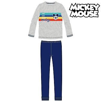 Children's Pyjama Mickey Mouse 74170 Grey