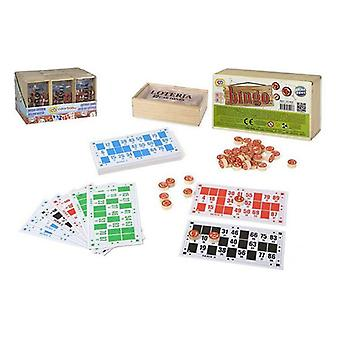 Board game Lottery Wood