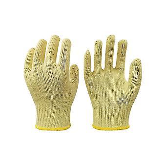 Heat Insulated Work Gloves Outdoor Long Anti Cut Gloves