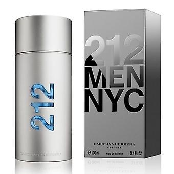 212 NYC Men .- EDT Carolina Herrera - 100 ml