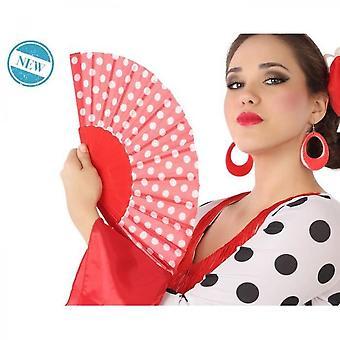 Atosa - Red Spanish Fan