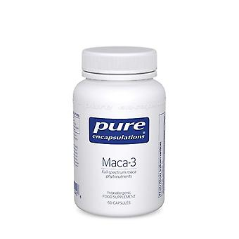 Pure Encapsulations Maca-3 Capsules 60 (MAC6UK)