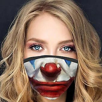 Medische maskers stof herbruikbare wasbare anti stof print mondmasker