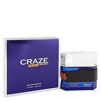 Armaf Craze Bleu By Armaf Eau De Parfum Спрей 3.4 Oz (мужчины)