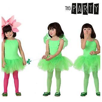 Costume per Bambini Ballerina Verde