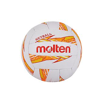 Molten N5Y2000-OY Dynamite Netball Rubber Recreational Level Ball Size 5
