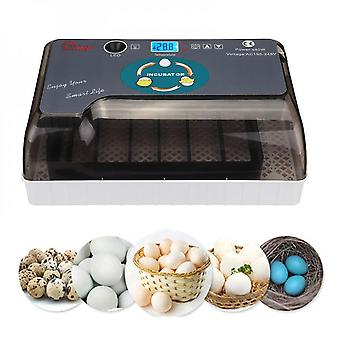 Hhd Newest Best Farm Hatchery Machine 15egg Hatchers Cheap Price Chicken Automatic Egg Incubator China For Sale Quail Brooder