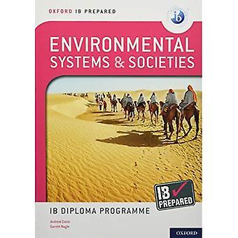 Oxford IB Diploma Programme: IB Prepared: Environmental Systems and Societies (Oxford IB Diploma Programme)