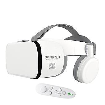 Bobovr Z6 -virtuaalitodellisuuskuulokkeet 110fov taitettava kuuloke (valkoinen)