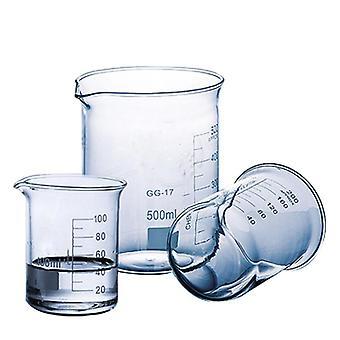 Borosilikátové sklo s nízkou formou