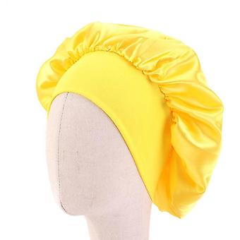 Elastic Headwear Bonnet Beanie Nightcap