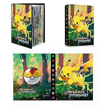 Pokemon Scrapbook Karten 324 Karten 9 Taschenordner Portfolio Album Geschenk