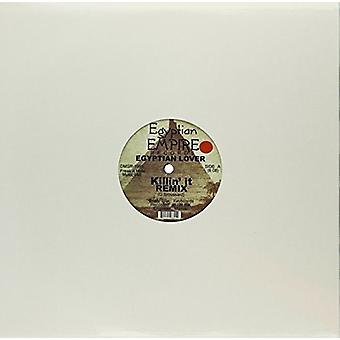 Egyptian Lover - Killin' It (Remix) / Tryin to Tell Ya [Vinyl] USA import