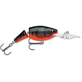 Rapala Jointed Shad Rap 04 Fishing Lure - Red Crawdad