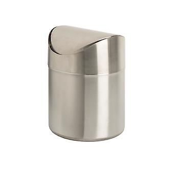 Eddingtons Compact Eco Stainless Steel Table Tidy and Tea Bag Bin